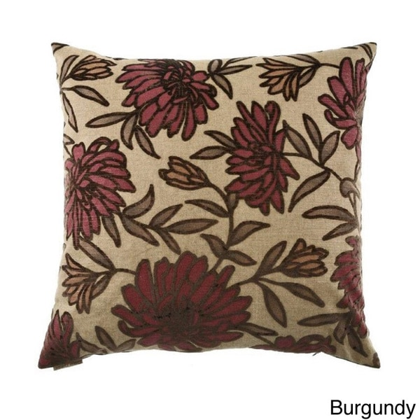 Shop Montague Feather Filled Decorative Throw Pillow  On