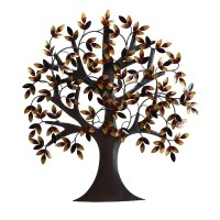 Tree Metal Wall Decor - Free Shipping Today - Overstock ...