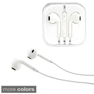 Shop Gearonic Eearbud Earphone Headset Earpods for Apple