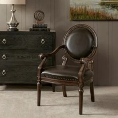 Rialto Black Bonded Leather Chair Folding Seat Covers Accent Chairs Living Room For Less   Overstock.com