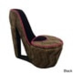 Cheetah Print Heel Chair Glider Replacement Cushions Shop High Storage - Free Shipping Today Overstock.com 8676820