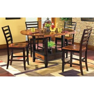 round kitchen table and chairs set gioteck rc5 gaming chair buy dining room sets online at overstock com our best bar furniture deals