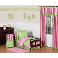 Shop Sweet Jojo Designs Girl Olivia Boutique Toddler 5 ...