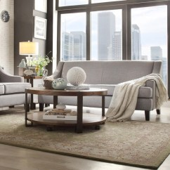 Darvis Leather Recliner Club Chair Brown Christopher Knight Home Folding Chairs Target Winslow Grey Linen Concave-arm Sofa - 16009236 Overstock.com Shopping Great Deals On Sofas ...