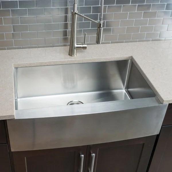 Single Bowl Farmhouse Sink