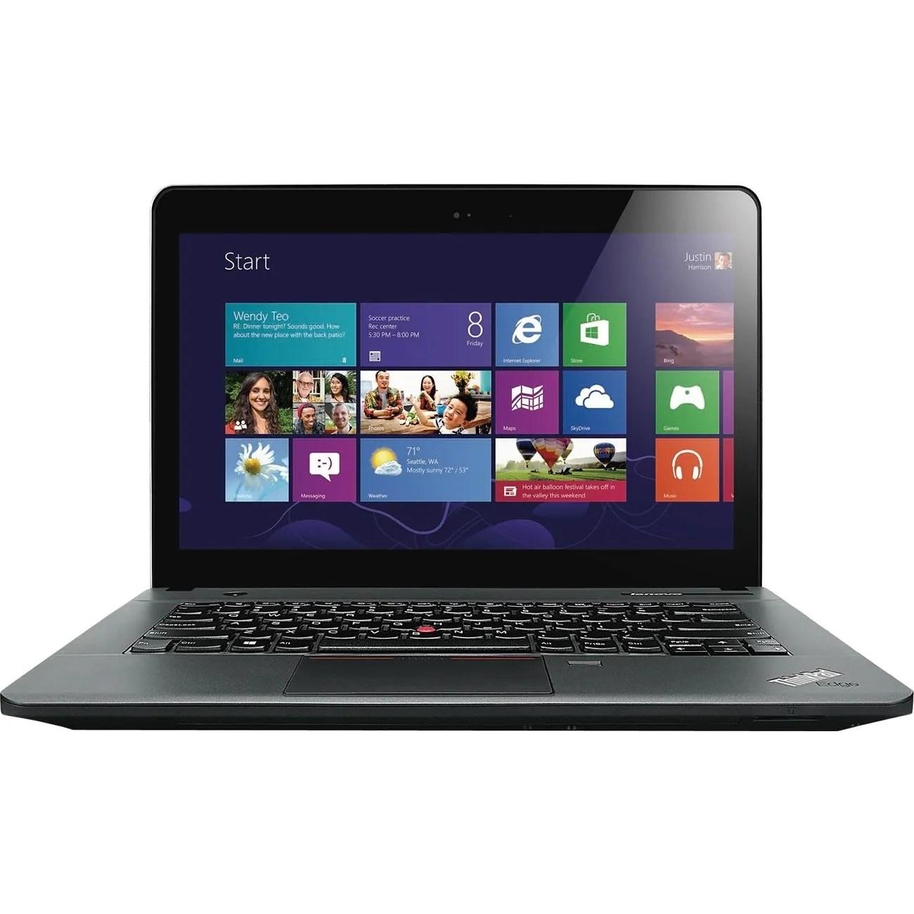 Shop Lenovo ThinkPad Edge E540 20C6008QUS 15.6