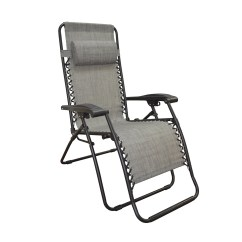 Gravity Chair Home Depot Wooden Beer Barrel Chairs Caravan Canopy Grey Infinity Zero