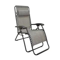 Gravity Chair Home Depot Stool For Vanity Caravan Canopy Grey Infinity Zero