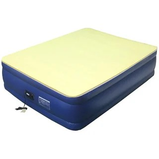 High Density 1 Inch Memory Foam Airbed Mattress Topper Free Shipping Today 16048767