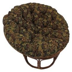 Blazing Needles Papasan Lounge Chair Cushion Costco Chairs For Sale Sofa Baci Living Room