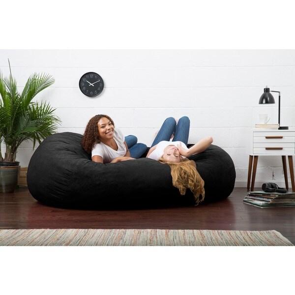 big joe bean bag chair reviews walmart camping shop xxl fuf - free shipping today overstock.com 8847087
