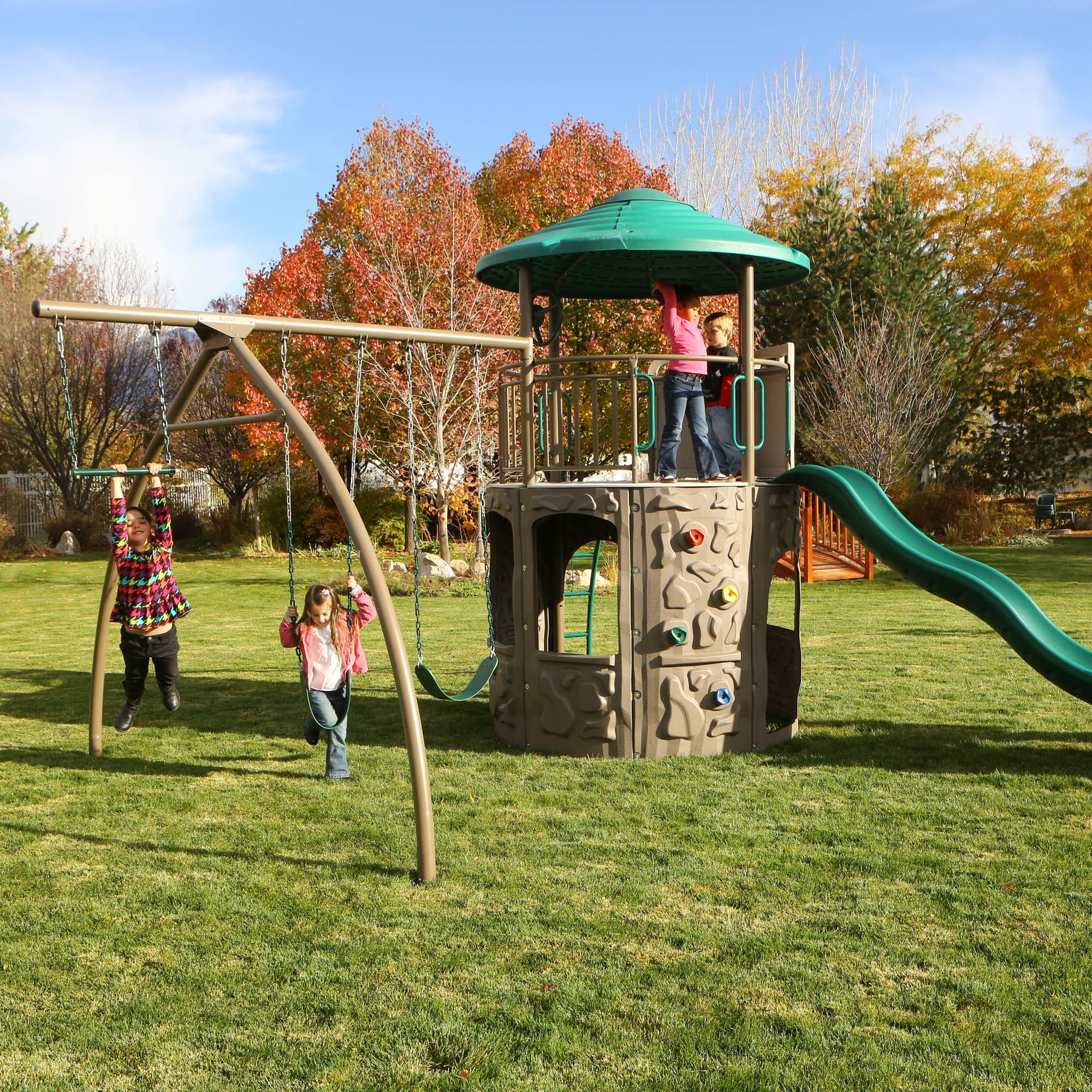 Buy Swing Sets Online At Overstock Our Best Outdoor Play