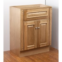 Heritage Oak 30x18 Vanity Cabinet Bathroom Home Modern New ...