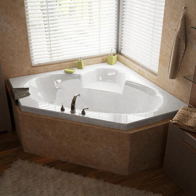 Image result for jetted tub corner
