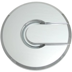 Center Cap Hummer H2 Chrome Wheel Cover