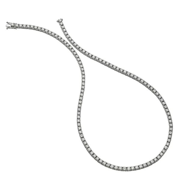 Shop Icz Stonez Sterling Silver Cubic Zirconia 18-inch