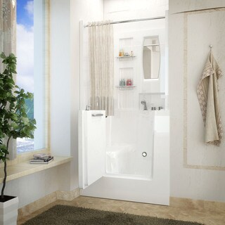 Buy Walk In Tubs Online At Overstock Our Best Bathtubs Deals