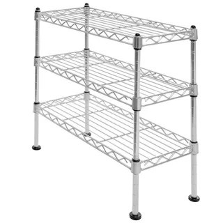 Shop Seville Classics 3-Tier UltraZinc Cabinet Organizer
