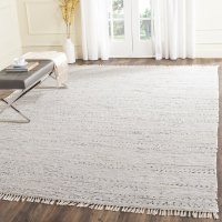 white cotton rug  Roselawnlutheran