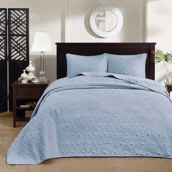 blue bedspreads find great