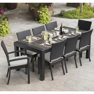rst brands deco piece dining set patio furniture