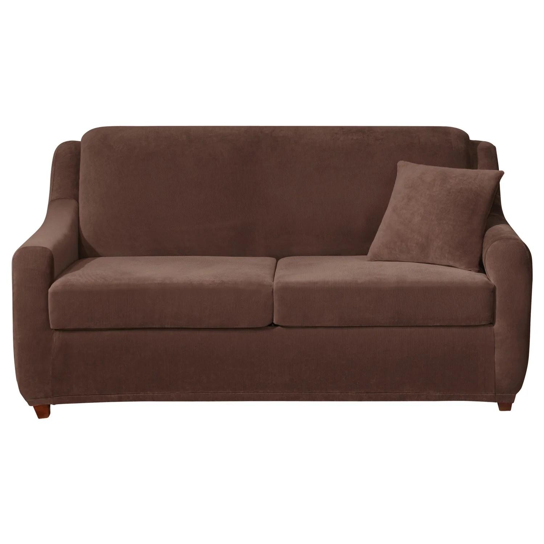surefit pearson sofa cover milan white leather sleeper slipcovers gradschoolfairs