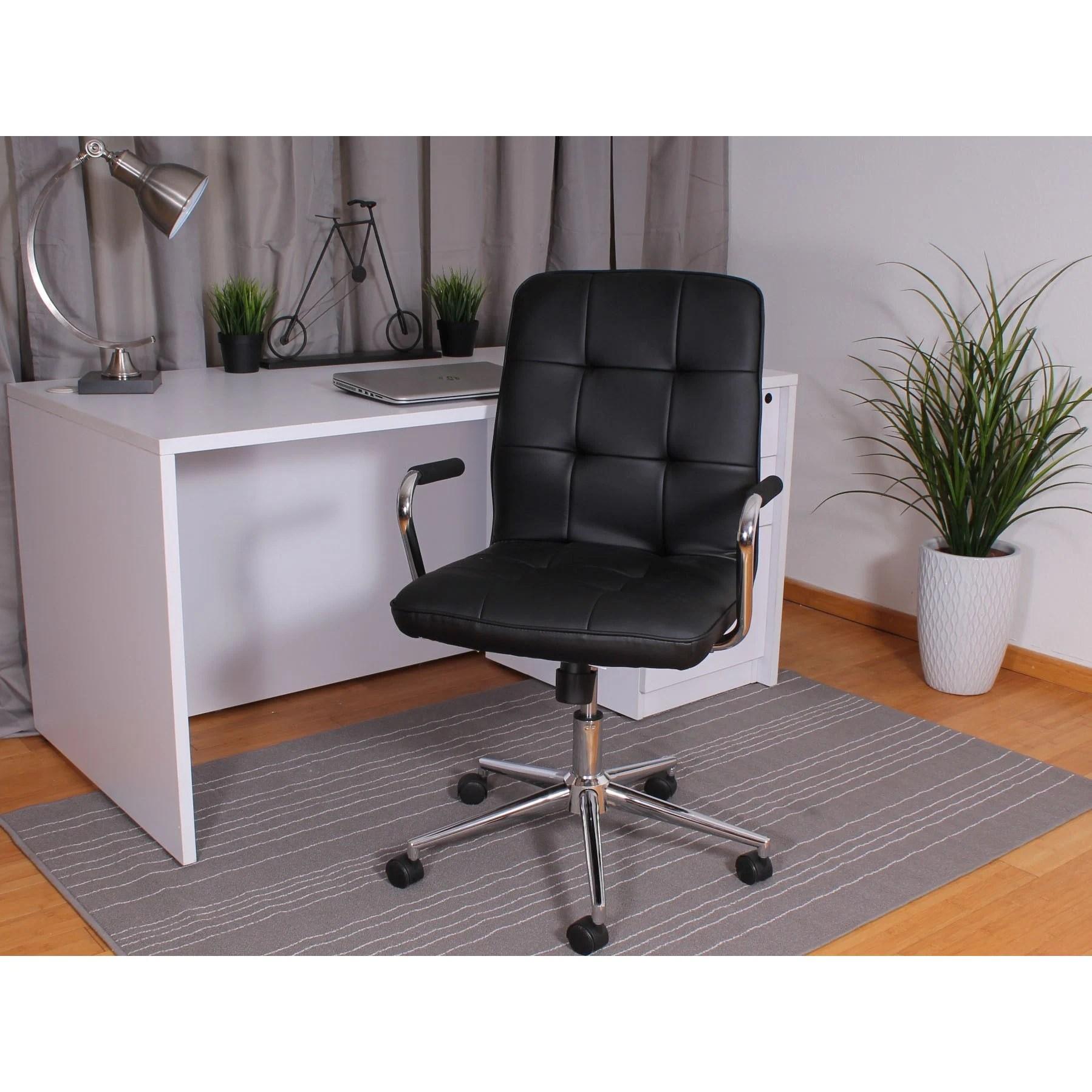 boss modern ergonomic office chair red salon shop free shipping on orders