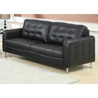 alicia two tone modern sofa and loveseat set sofascore live scores megan black