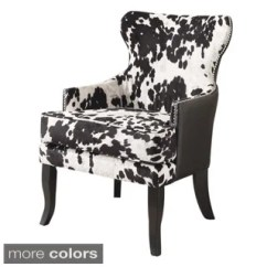 Giraffe Print Chair Light Wood Dining Chairs Buy Animal Living Room Online At Overstock Com Our Best Furniture Deals
