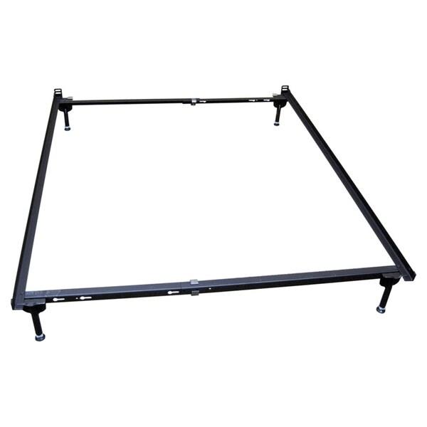 Shop Delta Crib Metal Full-size Conversion Bed Frame