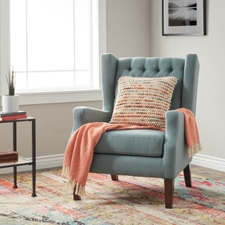 shabby chic living room chairs nursery buy wingback online at copper grove maxwell lillian wing chair