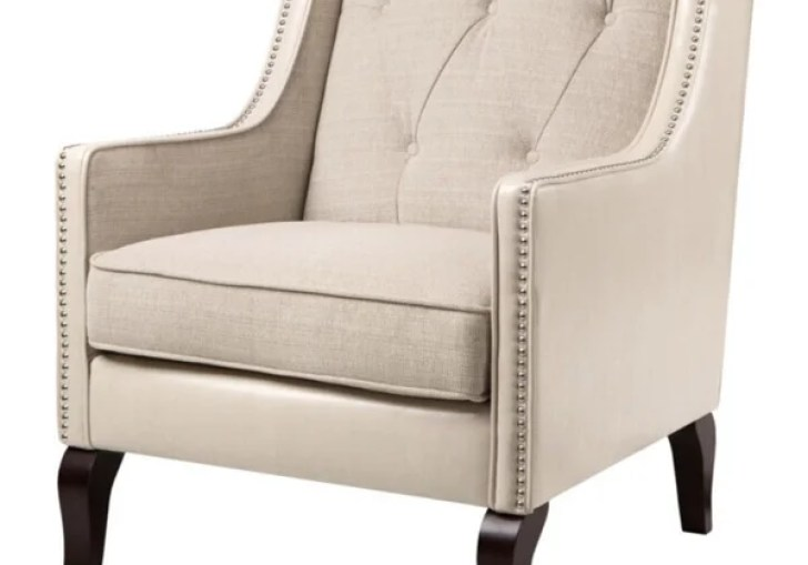Tufted Leather Chairs