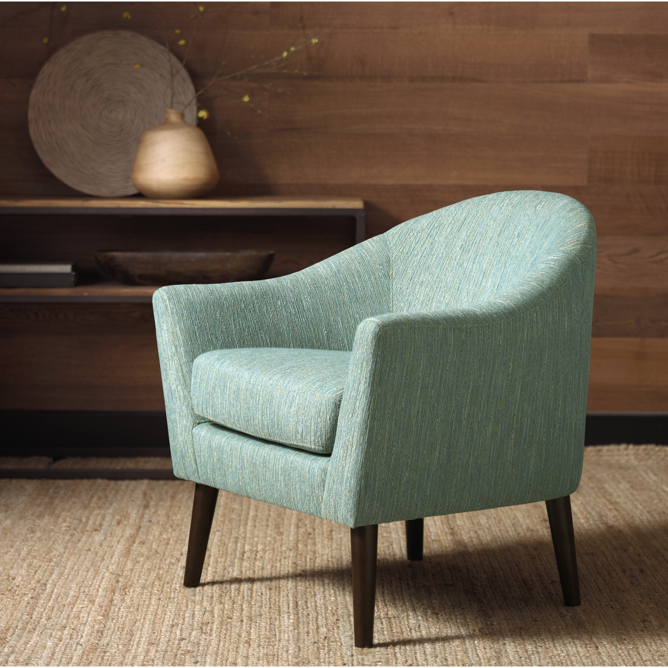 teal accent chair anna slipcover grayson overstock shopping great