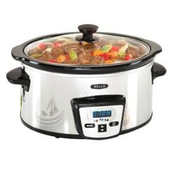 Bella Kitchen Water Filters Appliances Find Great Dining Deals Stainless Steel 5 Quart Programmable Slow Cooker