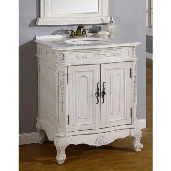 Vivianne Single Sink Bathroom Vanity  Overstock Shopping