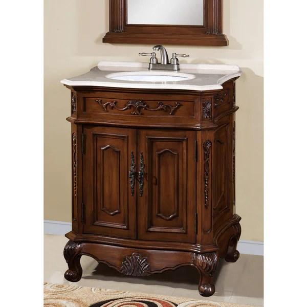 ICA Furniture Veronica Single Sink Bathroom Vanity