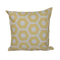 Shop 26 x 26 Geometric Decorative Pillow - Free Shipping ...