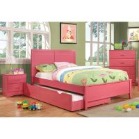 Shop Furniture of America Colorpop 3-Piece Youth Bed ...