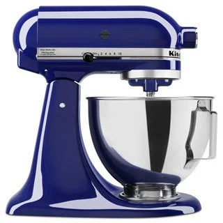 kitchen mixer art work buy mixers online at overstock com our best kitchenaid ksm85pb 4 5 quart tilt head stand