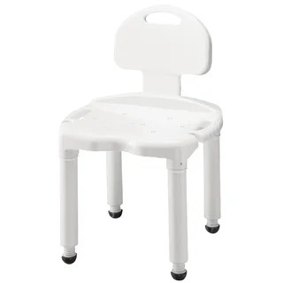 drive medical bathroom safety shower tub bench chair with back gray dinette chairs casters carex universal bath - free shipping on orders over $45 overstock.com 13371046