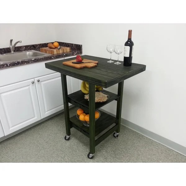 folding kitchen island decor grapes shop oasis concepts textured rectangular