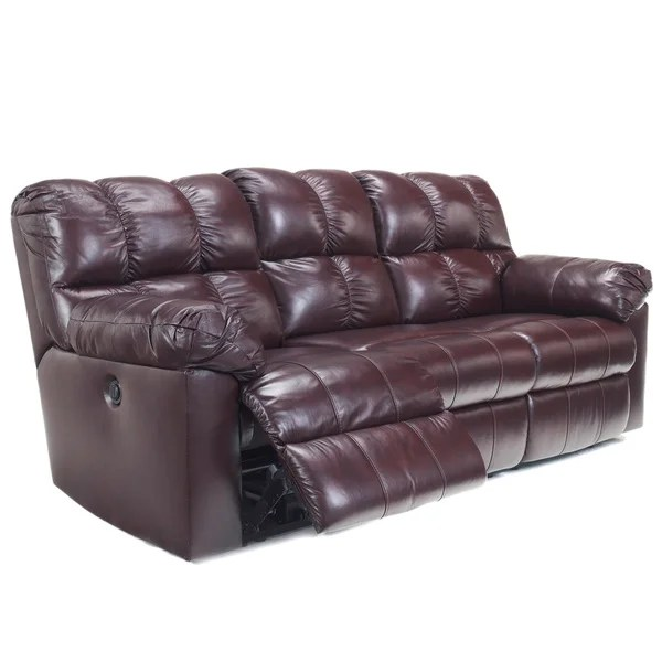 power recliner sofa canada corinthians sp botafogo rj sofascore shop signature designs by ashley kennard burgundy leather reclining