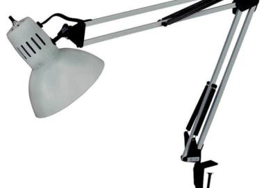 Clamp Desk Lamp