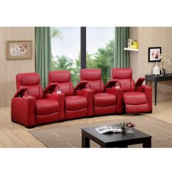 Good Quality Sectional Sofas Sofa Lowest Price Bristol Four Seat Red Top Grain Leather Recliner Home ...