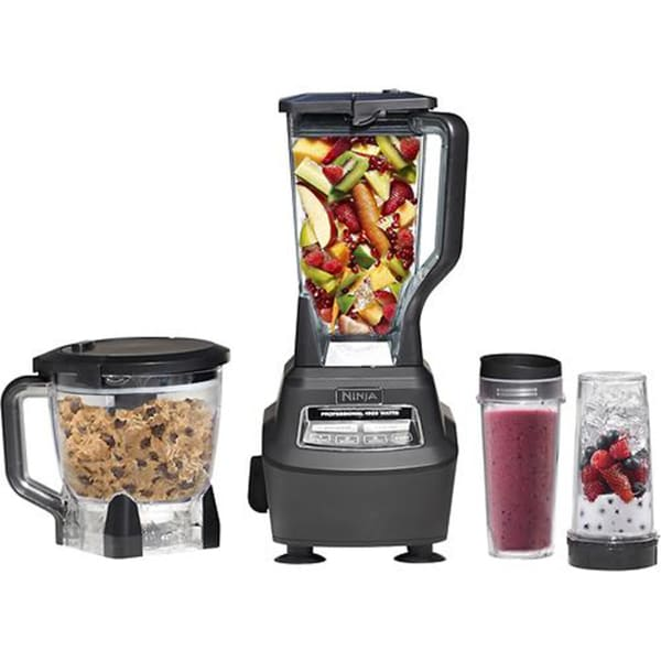 ninja 1500 watt mega kitchen system delta chrome faucet shop bl770 blender refurbished