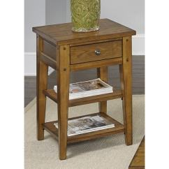 Chair Side Tables Canada Orange Stackable Chairs Shop Lake House Oak Table Ships To Overstock