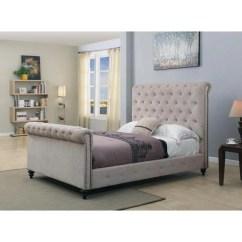 Agatha Sofa Reviews Circular Hotel Lobby Tufted Upholstered Platform Bed Frame - Free Shipping ...