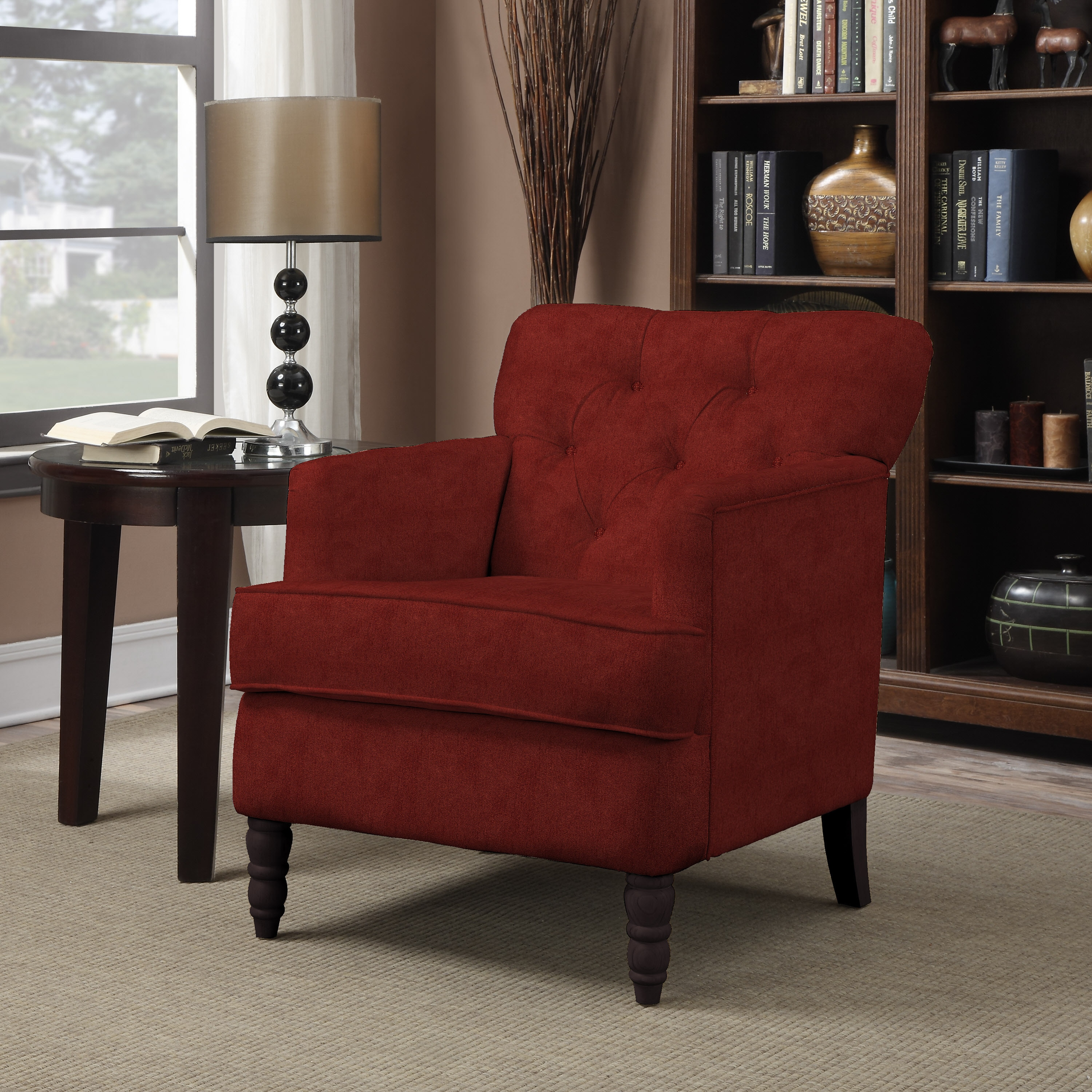 Red Living Room Chair Red Living Room Chairs Architectural Design
