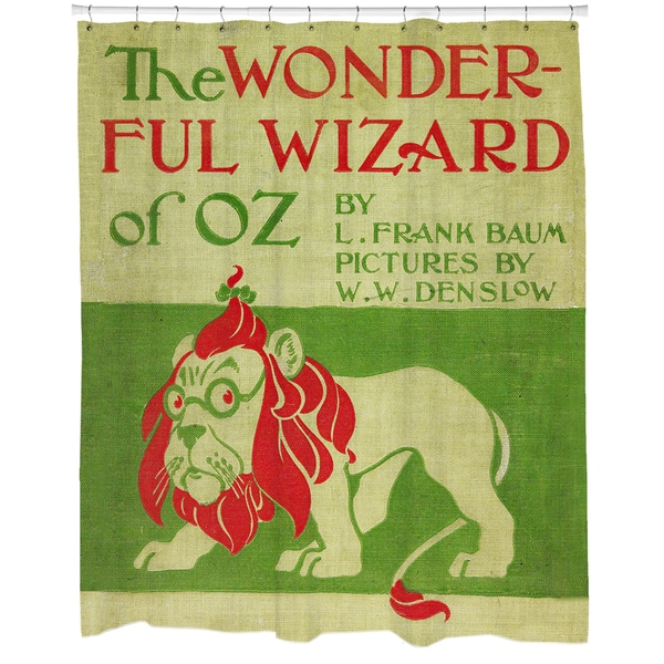 Wizard Of Oz Shower Curtain Free Shipping Today Overstock Com