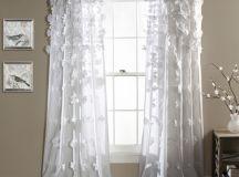 Lush Decor Riley Window Curtain Panel - 16670459 ...